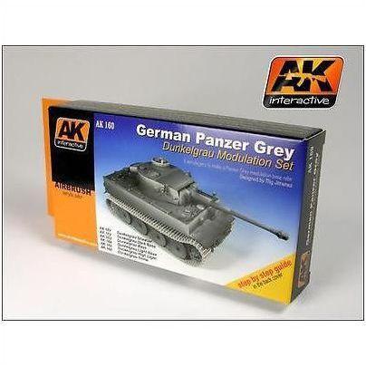 AK Interactive - Panzer Grey Modulation Set
