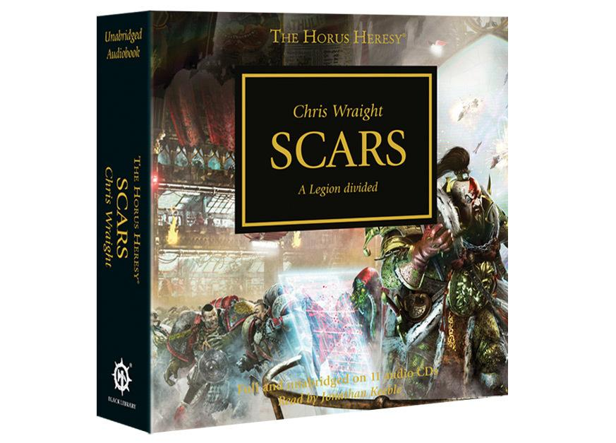 Horus Heresy: Scars (audiobook)