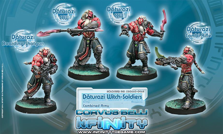 Daturazi Witch-Soldiers