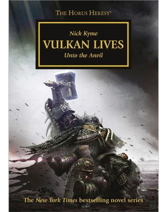 Horus Heresy: Vulkan Lives