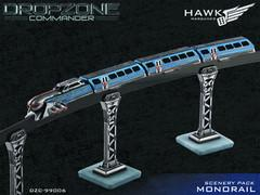 Monorail Scenery Pack