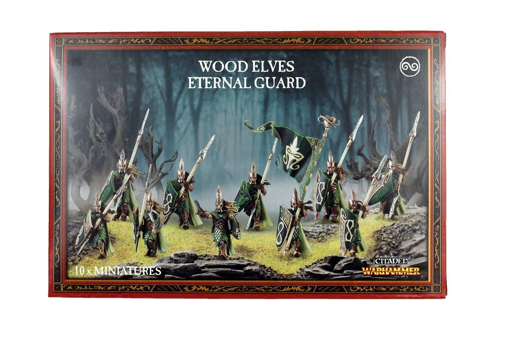 Wood Elves Eternal Guard / Wildwood Rangers