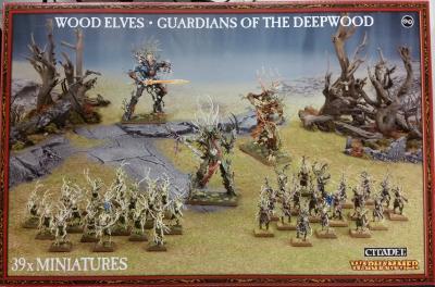 WTS/WTT - Wood Elves - SOLD PENDING PAYMENTS! 28004-med