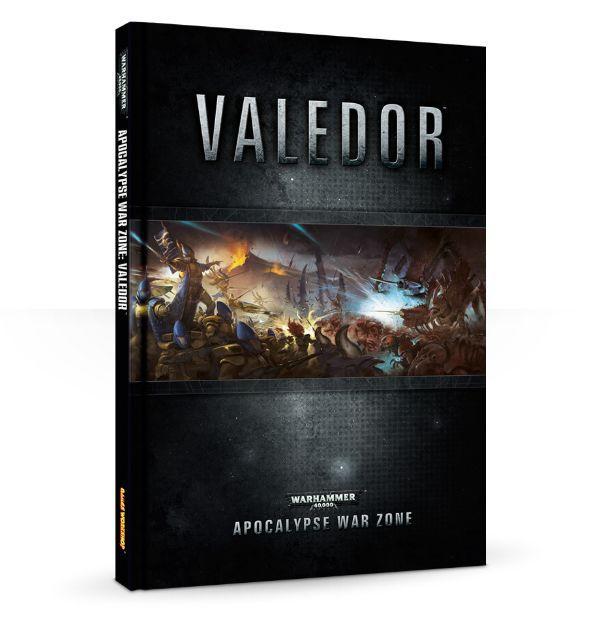 Apocalypse: Valedor (Novel)