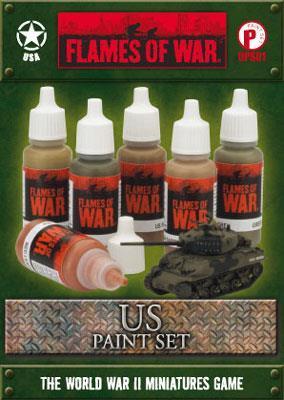 US Paint Set