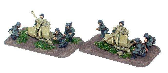 2cm FlaK38 gun