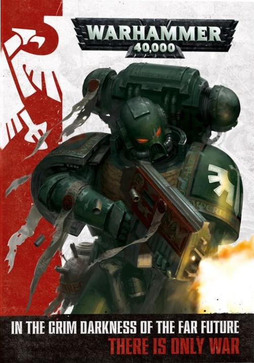 Warhammer 40,000 Rulebook (English)