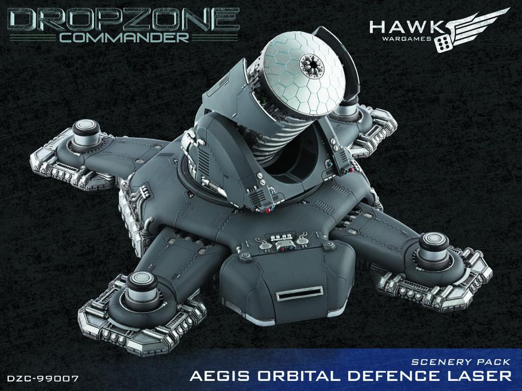 Orbital Defence Lazer