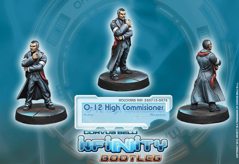O-12 High Commissioner (HVT/ Civil)