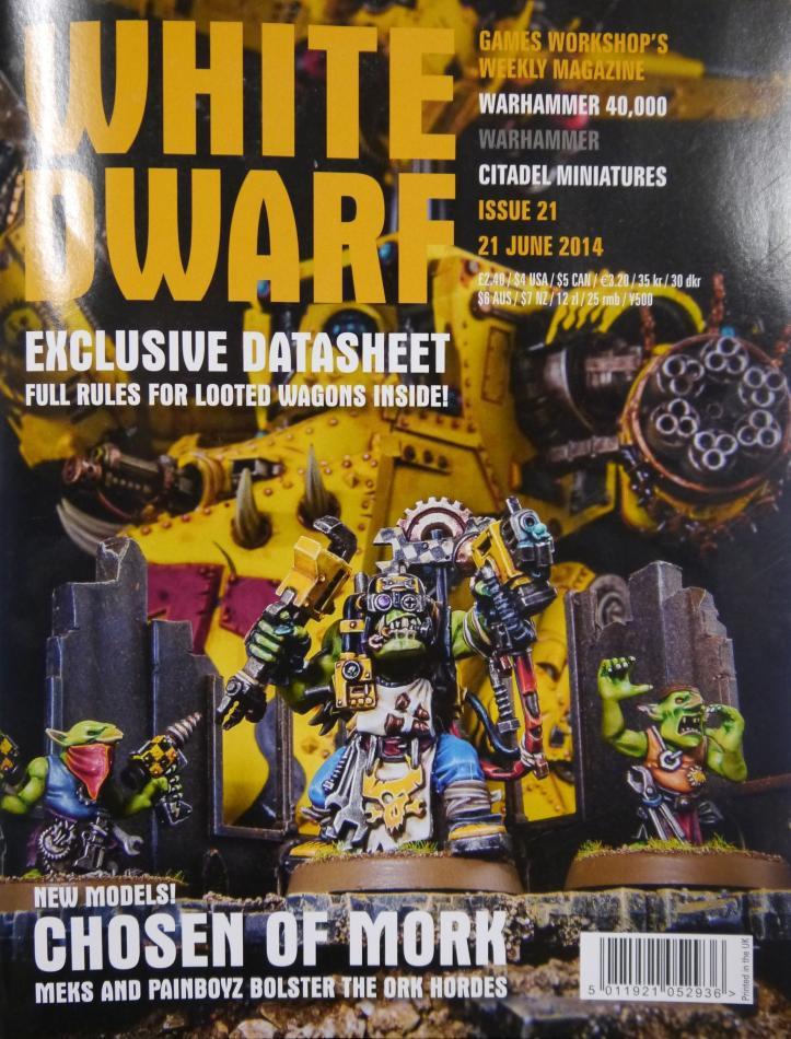 White Dwarf Weekly 21 (English)