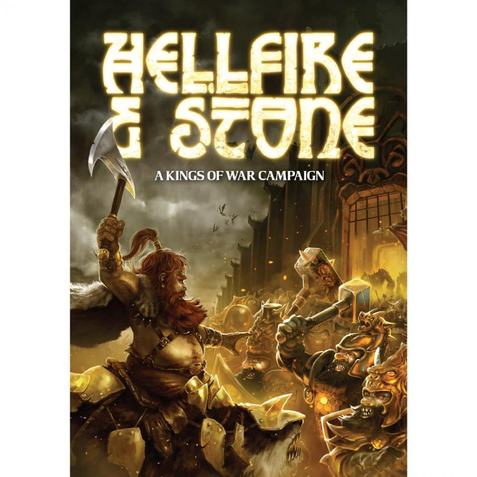 Hellfire and Stone Campaign Book