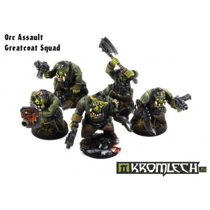 Panzer Orc Assault Squad (10)