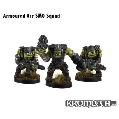 Panzer Orc SMG Squad (10)