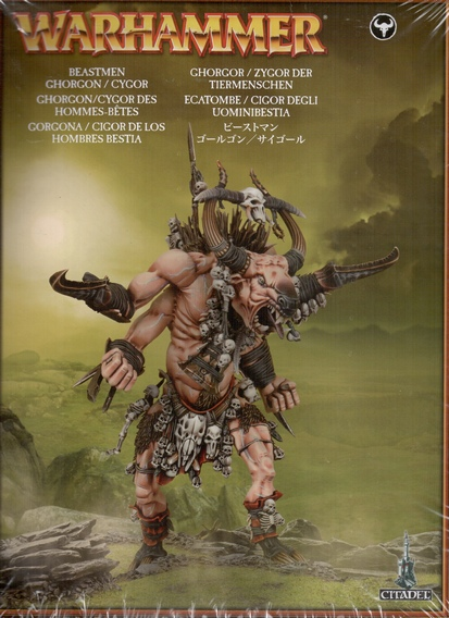 Beastmen Ghorgon/cygor