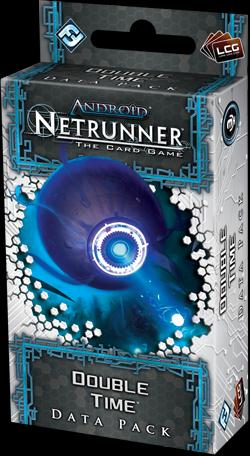 Android Netrunner: Double Time Data Packl
