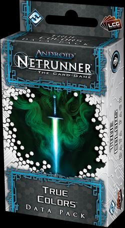 Android Netrunner: True Colors