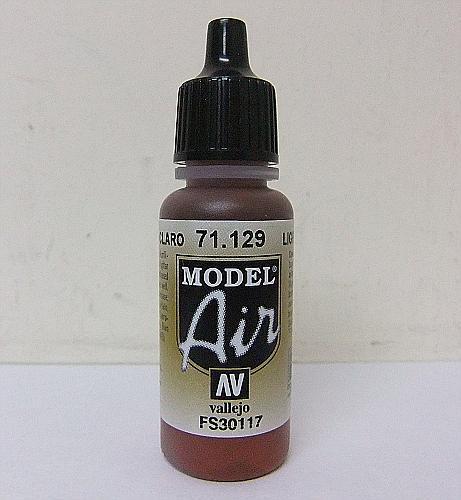 Model Air 129 - Light Rust