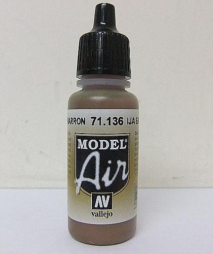 Model Air 136 - IJA Earth Brown