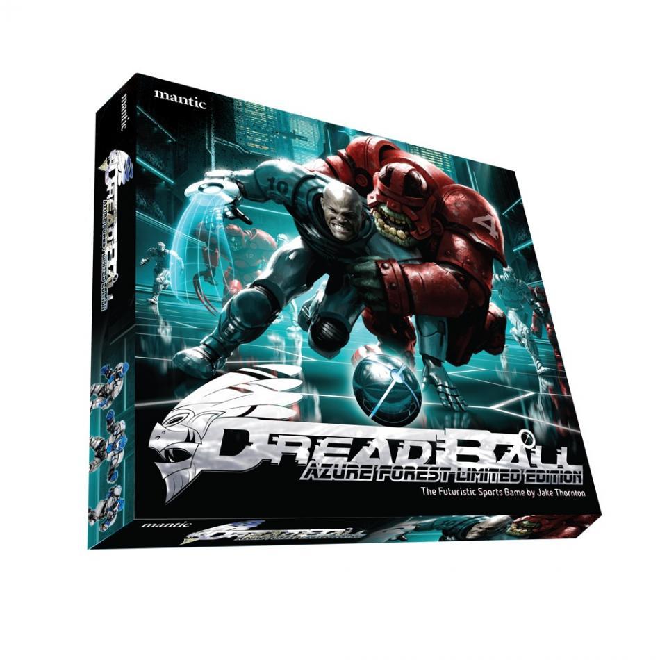 Dreadball Game (Azure Forest LTD Edition)