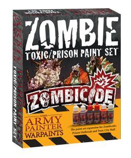 Zombicide: Army Painter - Toxic/Prison Paint Set