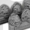 Lion Shoulder Pads (8)
