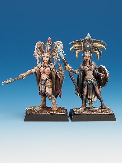 Temple Guards (2)