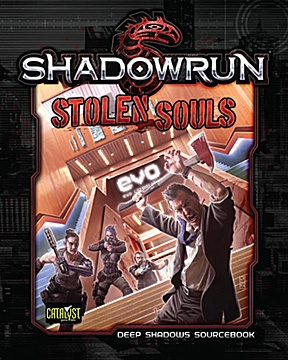 Shadowrun 5th ed: Stolen Souls