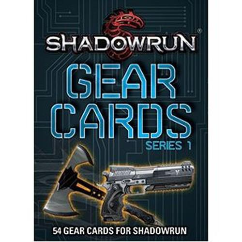 Shadowrun Gear Cards Series 1