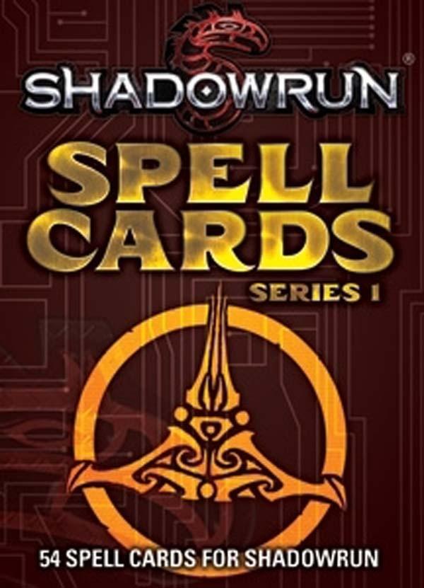 Shadowrun Magic Cards Series 1