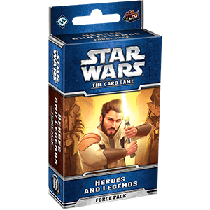Heroes and Legends Force Pack