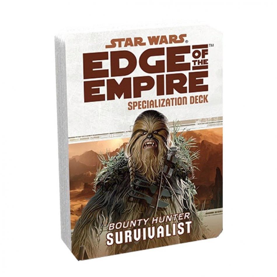 Survivalist Specialization Deck: Edge of the Empire