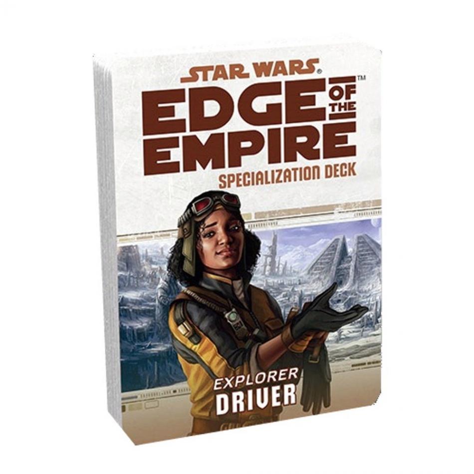 Explorer Specialization Deck: Edge of the Empire