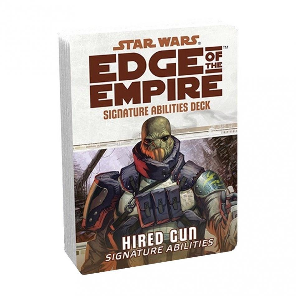 Hired Gun Specialization Deck: Edge of the Empire