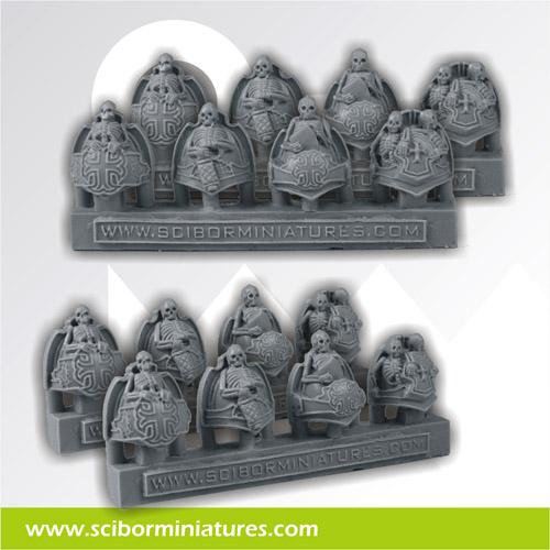 Templar Skeleton Shoulder Pads (8)