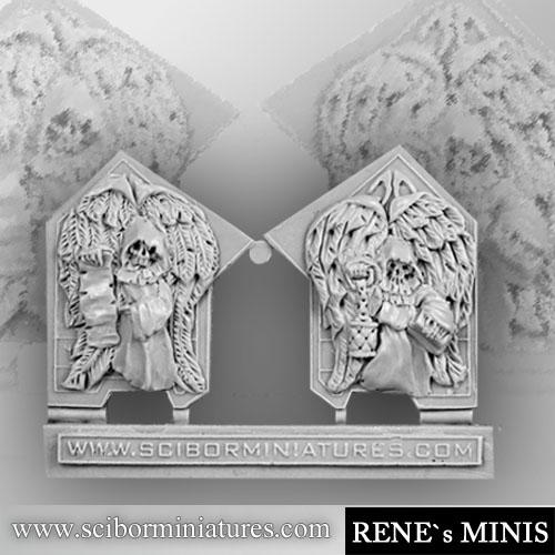 Angels Reliefs #4 (2)