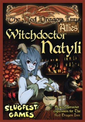 Witchdoctor Natyli: The Red Dragon Inn