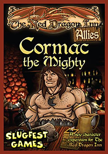 Cormac the Mighty: The Red Dragon Inn