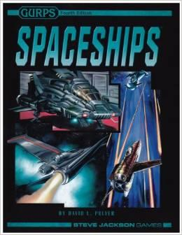GURPS Space 4th Edition Softcover