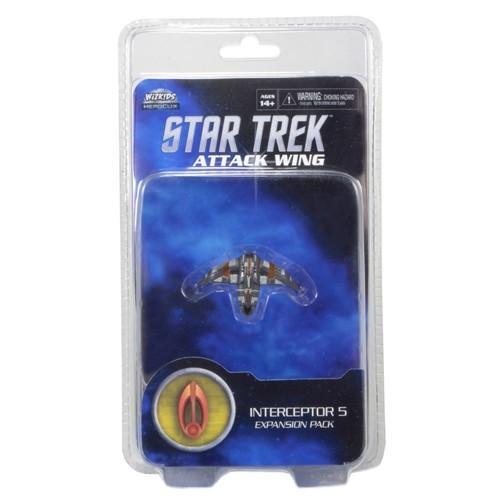 Bajoran Interceptor 5: Star Trek Attack Wing (Wave 5)