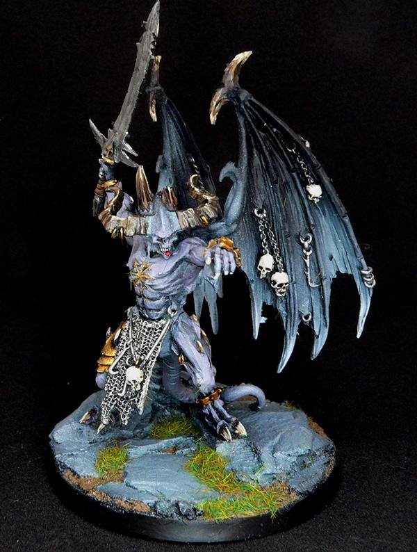 Be'Lakor, Chaos Daemon Prince