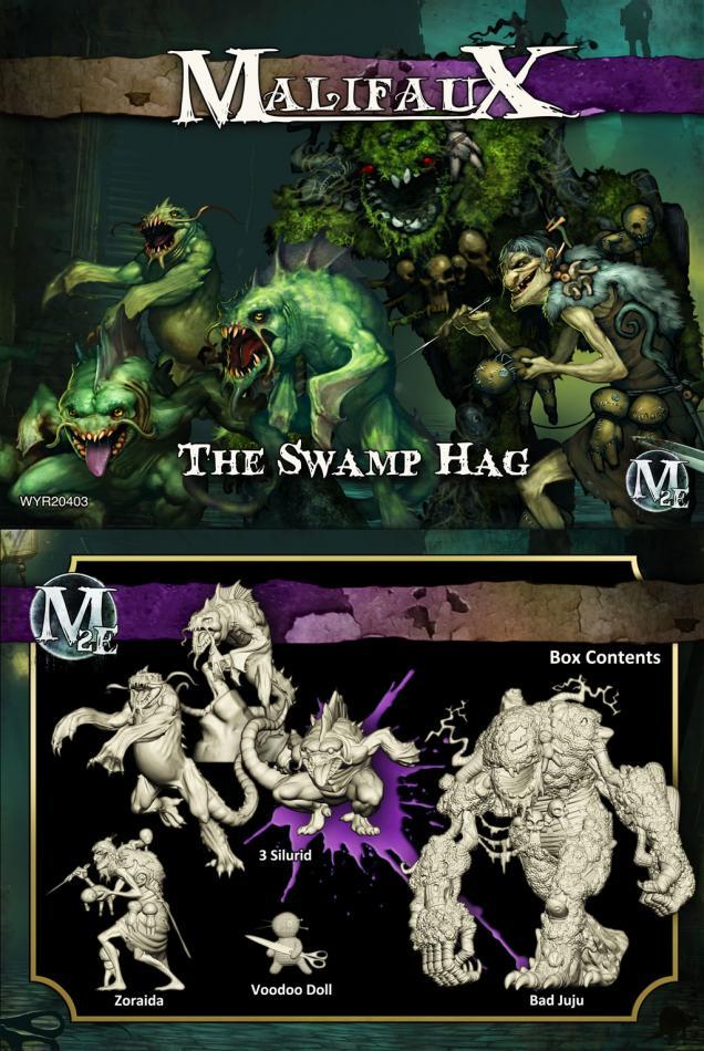Zoraida Box Set - The Swamp Hag