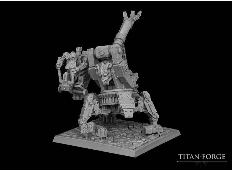 Iron Catapult (warmachine)