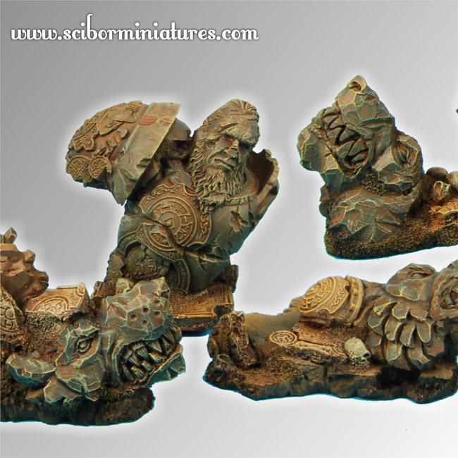 Celtic Ruins Terrain