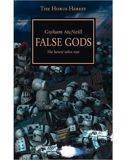 Horus Heresy: False Gods (Softback Novel)