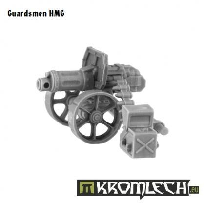 Guardsmen HMG