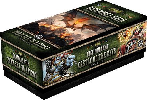 Hordes High Command: Castle of the Keys Expansion Set