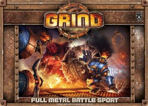 GRIND - Boxed Game