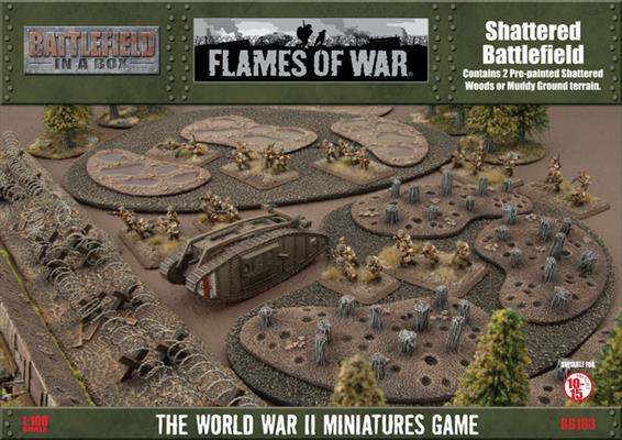Shattered Battlefields