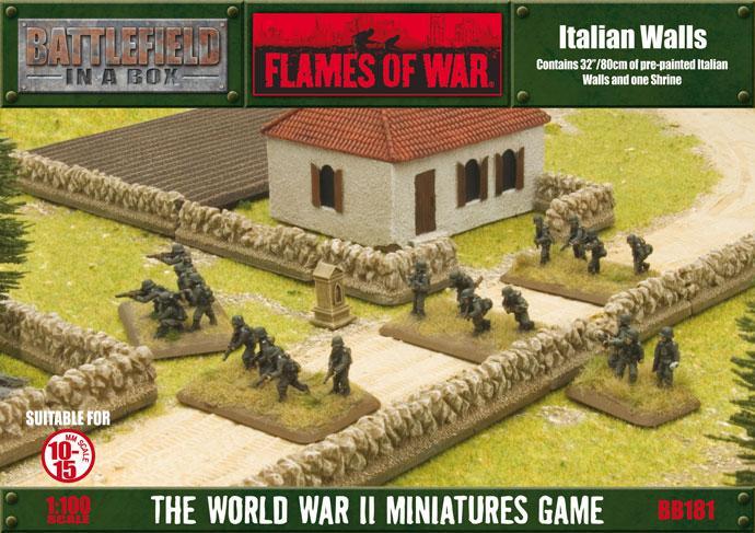 Italian Walls