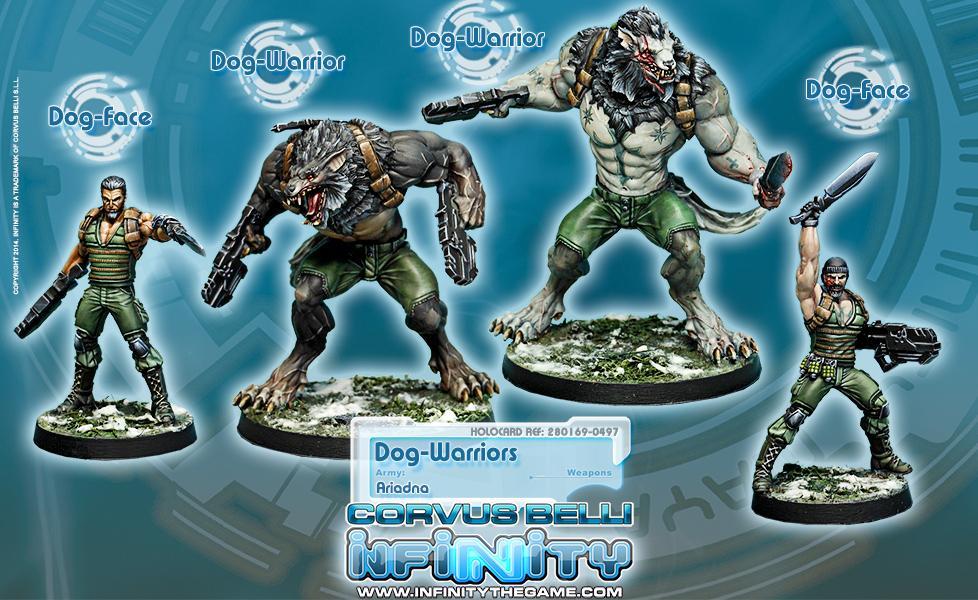Dog-Warriors
